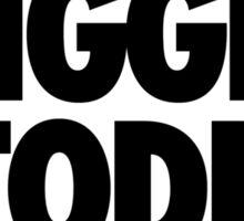 Friggin' Todd Sticker