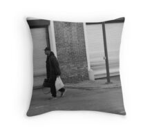 come along son Throw Pillow