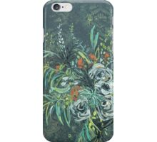Blooms in the Night iPhone Case/Skin