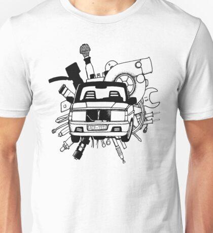 Turbo Brick Unisex T-Shirt