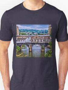 Bath, Pulteney Bridge T-Shirt