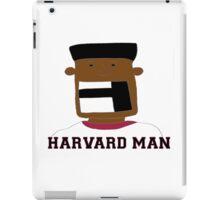 Harvard Man iPad Case/Skin