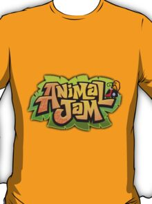 Animal Jam Logo T-Shirt
