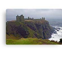 Dunnottar Castle Aberdeenshire Canvas Print