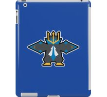 Pocket man: Torpedo Penguin iPad Case/Skin