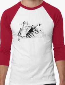 Who The Hell Do You Think I Am? Kamina Men's Baseball ¾ T-Shirt