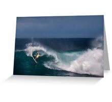 Andy Irons At O'Neill World Cup of Surfing 06-9 Greeting Card