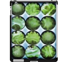 Green Goddess iPad Case/Skin