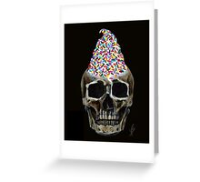 Mr. Sprinkles Greeting Card