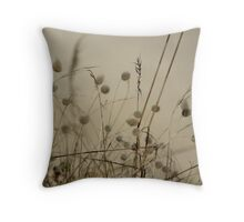 Bunnytails Throw Pillow