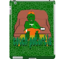 Couch PoTurtle iPad Case/Skin