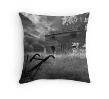 Toils and Snares Throw Pillow