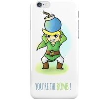 You're The Bomb! iPhone Case/Skin