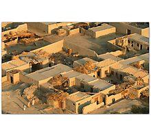 An Afghan Village Photographic Print