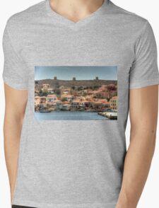 Sentinels Mens V-Neck T-Shirt