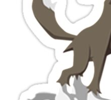 Animal Jam Wolf Sticker