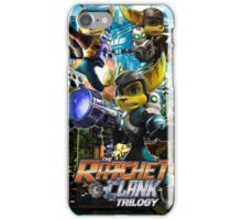 Ratchet & Clank Trilogy  iPhone Case/Skin