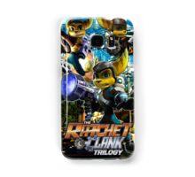 Ratchet & Clank Trilogy  Samsung Galaxy Case/Skin