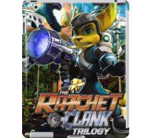 Ratchet & Clank Trilogy  iPad Case/Skin