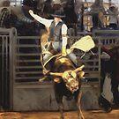 Bullrider by whiterussian