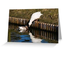 Quackers About You :) Greeting Card