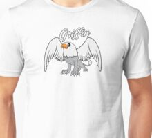 Griffin With Title Unisex T-Shirt