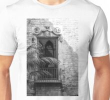 Gothic Window Unisex T-Shirt