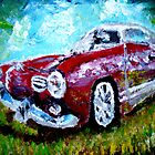 Karmann Ghia by silvadove