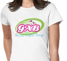 GAB - Girls After Boys Womens Fitted T-Shirt