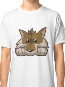 Animal Jam Wolf Plushie Classic T-Shirt