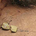 Utah- lost things- wild shoes by sasparilla