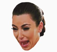 Kim Kardashain Crying (best quality) by CrassService