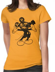 Rodent Womens Fitted T-Shirt