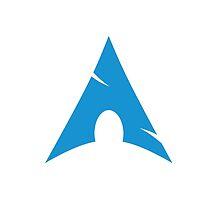 Arch Linux Mug by rimek