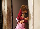 A Grandmother's Hug by Kent DuFault
