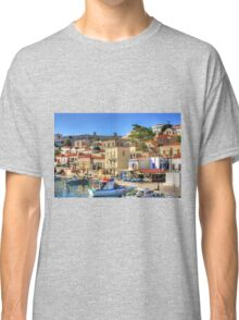 Peaceful Harbour Classic T-Shirt