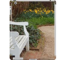 A Resting Place iPad Case/Skin