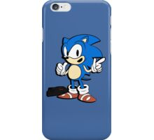 Sonic - 2015 SEGABits Design iPhone Case/Skin