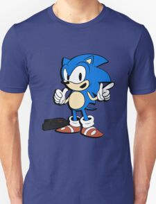 Sonic - 2015 SEGABits Design T-Shirt