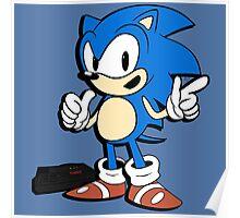 Sonic - 2015 SEGABits Design Poster