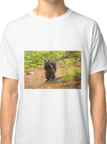 Black Squirrel - Mud Lake Classic T-Shirt