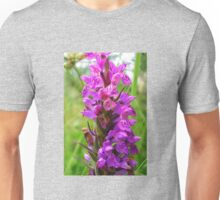 Heath Spotted Orchid (2) Unisex T-Shirt