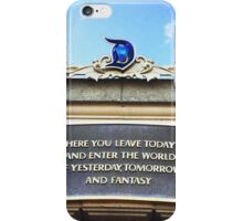 60th Tunnel  iPhone Case/Skin