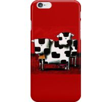 Baby Bull Production iPhone Case/Skin