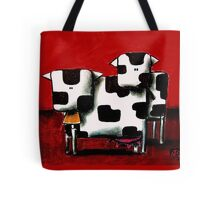 Baby Bull Production Tote Bag