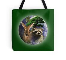 Wild Earth Tote Bag