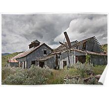 Smith Mine, Montana Poster