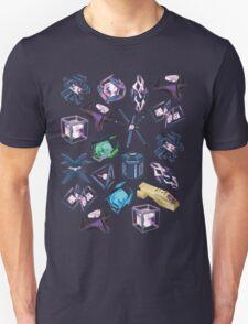 Ingress Gear Resistance Blue Unisex T-Shirt