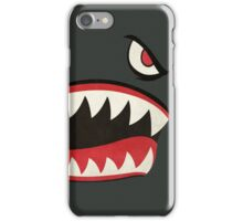 Flying Tigers Nose Art iPhone Case/Skin
