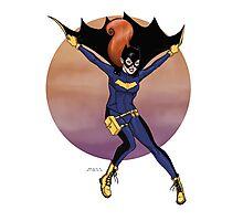 Batgirl- New Costume Photographic Print